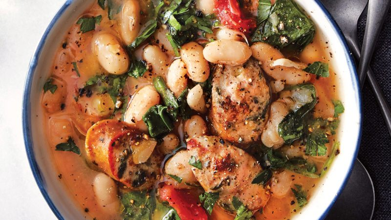 16 Healthy Sausages Recipes