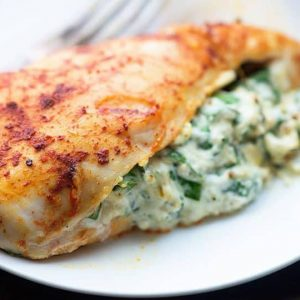16 Healthy Stuffed Chicken Breasts Recipes